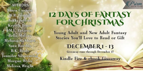 Banner - 12 Days of Fantasy for Christmas (1)