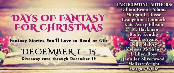 Banner NEW - Days of Fantasy for Christmas 2018