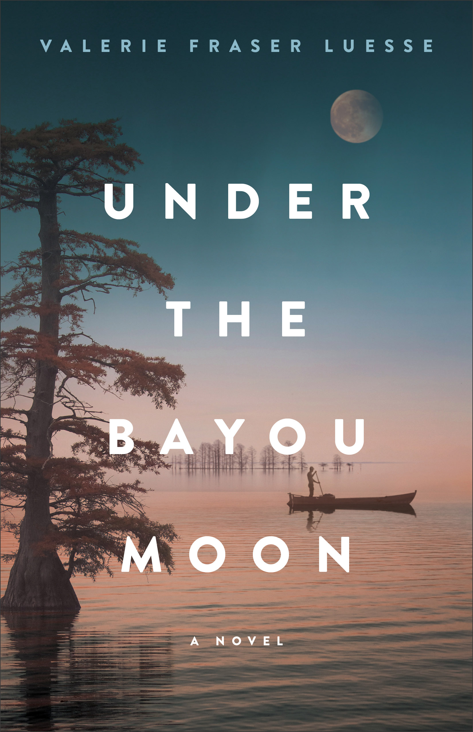 Cover Hi Res Under the Bayou Moon